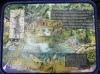 Panneau explicatif des 1001 chemins de la Kirneck