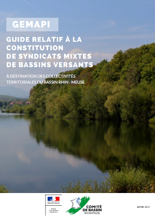 Guide relatif à la constitution de syndicats mixtes de bassins versants