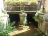 Entrée de lpassage souterrain de la Kirneck à Barr